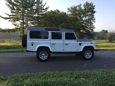 1984 Land Rover Defender 110 1984 Land Rover Defender 110
