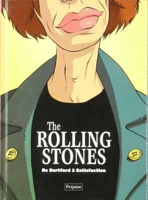 BD occasion Rolling Stones Rolling Stones, De Dartford à Satisfaction
