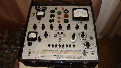 Hickok 539A Tube tester for Repair