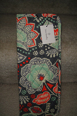 """Vera Bradley Curling & Flat Iron Cover """"nomadic Floral"""" Ret. Pattern Nwt  $25"""