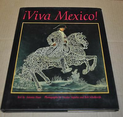 iViva Mexico Beautiful color photo album on the history Book