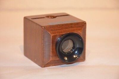 Chromat-O-Scope vintage slide viewer with box - Nice! - no reserve