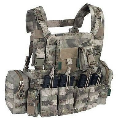 A-TACS AU Warrior Assault System 901 Chest Rig Army Military Combat Vest Weste