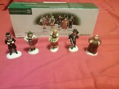 Department 56 Alpine Villagers #56-56215