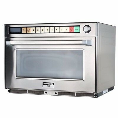 Sonic Steamer Microwave Oven, connection-less, re-thermalizer, Panasonic NE-2180