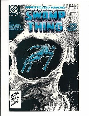 Swamp Thing # 56 (Jan 1987), Nm-