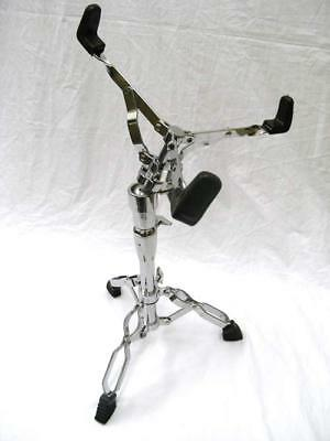 """PRO SNARE DRUM STAND new 14"""" inch BALL JOINT heavy duty"""