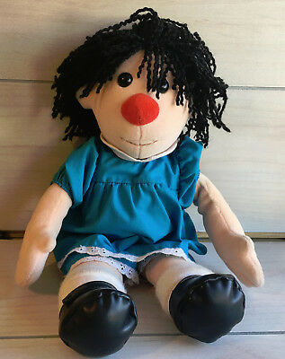 "A56 Big Comfy Couch Molly Doll Plush! 16"" Stuffed Toy Lovey"