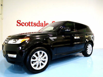 2016 Land Rover Range Rover Sport * ONLY 9K MILES...Supercharge V6 16 LR SPORT HSE * ONLY 9K MILES * 3.0 V6 SUPERCHARGED * MFG WARRANTY * AS NEW!!