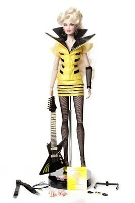 Integrity Fashion Royalty JEM The Stingers RAPTURE Doll NEW NRFB