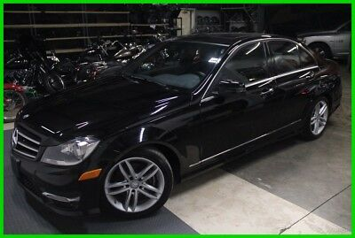 2014 Mercedes-Benz C-Class C 250 Luxury 2014 Mercedes-Benz C 250 Luxury Turbo 1.8L Automatic Sedan Premium, No Reserve!!