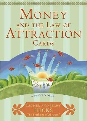 IC: Money and the Law Of Attraction Cards
