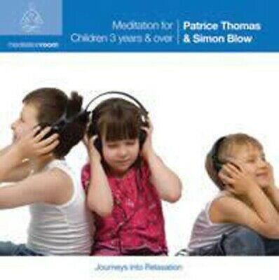 CD: Meditation For Children - 3 Years And Over