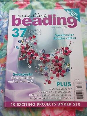 Creative Beading Book Vol.3 No.2 ~ 37 Beautiful Projects