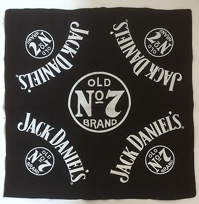 Jack Daniels - Bandana - Biker - Tennessee Whiskey - Bar