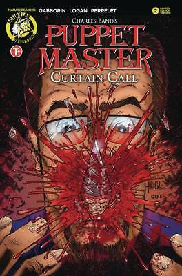 Puppet Master Curtain Call #2 Cover C Mangum Kill Cover (MR) FC 32 pgs