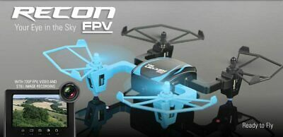 (MODE 2) ARES RECON FPV QUAD WITH SCREEN ON TX AUSTRALIAN LEGAL 25mw VTX