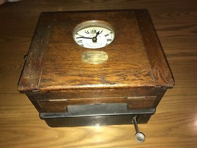 Gledhill-Brooke Time Recorder
