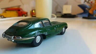 triang spot on no.217 Jaguar 'E' Type.