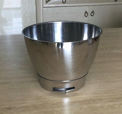 Stainless Steel Bowl For Kenwood Chef