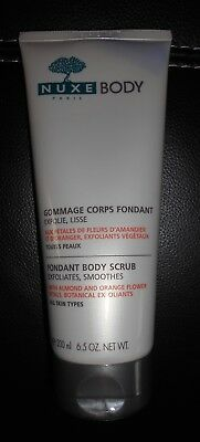 Nuxe gommage corps 200 ml NEUF