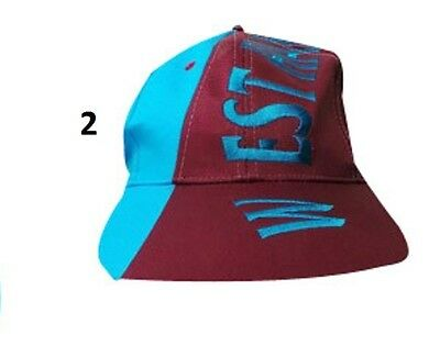 West Ham United Cap Low Buy It Now Price Only £2.69