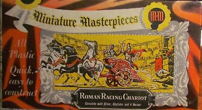 Roman Racing Chariot  Plastic Model  Kit