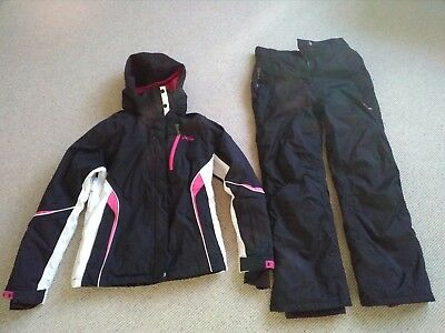 Girl's size 8 Ski Jacket and Trousers