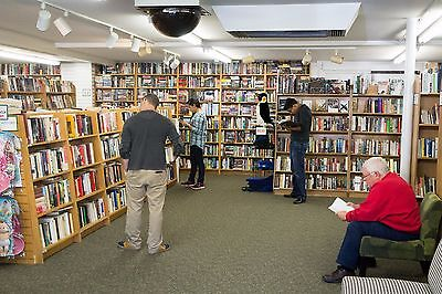 Complete Bookstore Inventory Custom Bulk Book Lot Used & New Bookshop Open Store