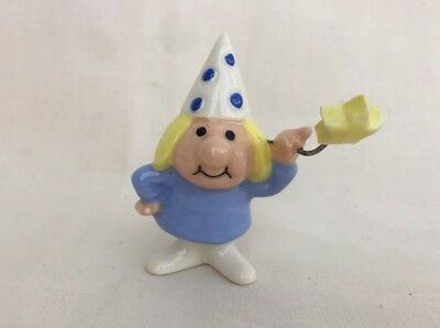 Loza Electrica Fairy from Rocky and Bullwinkle -Hagen Renaker family company.
