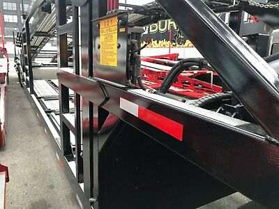 2016 Cottrell 7 Car Hauler EZ-5307XL SELF CONTAINED LIKE NEW!