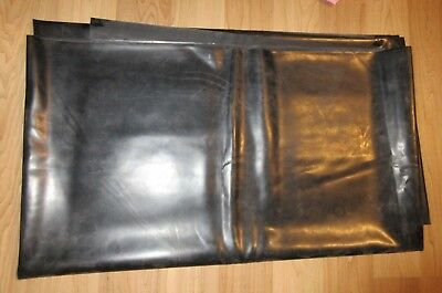 Heavy Rubber Laken Bettlaken Latex Gummi 240 x 200 cm