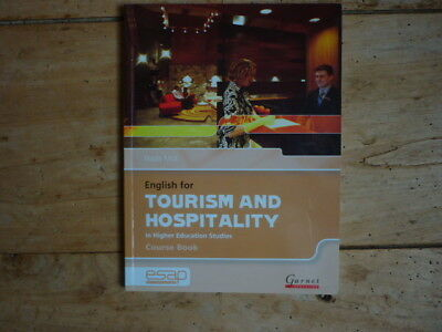 English for Tourism and Hospitality in Higher Education Studies Hans Mol Anglais