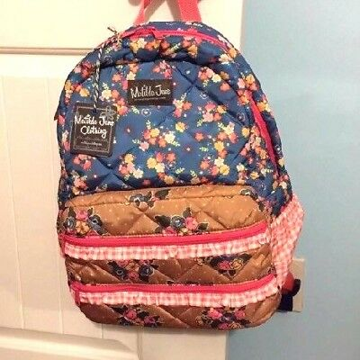 Matilda Jane Backpack Scholarly Me  Make Believe Back to school Great Christmas