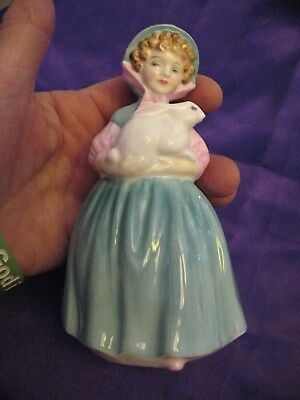 Vintage Royal Doulton Bone China Figurine - Bunny Copyright 1959