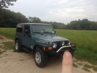 2006 Jeep Wrangler Rubicon Unlimited 2nd owner, 32kmiles