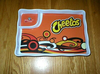 Cheetos - Frito Lay  Snack Tray - Melamine - Not Sure if Ever Used