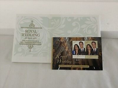 Royal Wedding Envelopes And Stamps