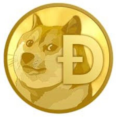 3,000 Dogecoins Sent Direct To Your Wallet Fast Shipping