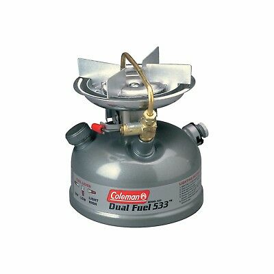 Coleman Guide Series Compact Dual Fuel 1 Burner Stove