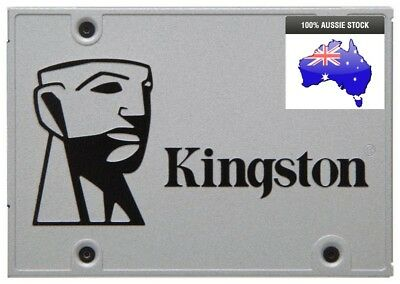 Kingston 120GB UV400 SSD hard disk. Extra 5% OFF with code P5OZZIE T&Cs apply