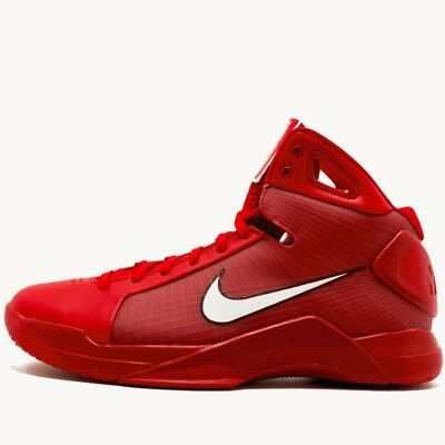 a6236f5c4796 NIKE HYPERDUNK  08 Gym Red White-Team Red 820321-601 Men s SZ 9.5 ...