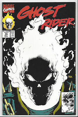 Ghost Rider #15 Nm/mint 9.8 :1990 Series: Send This Book To Cgc Glow In The Dark