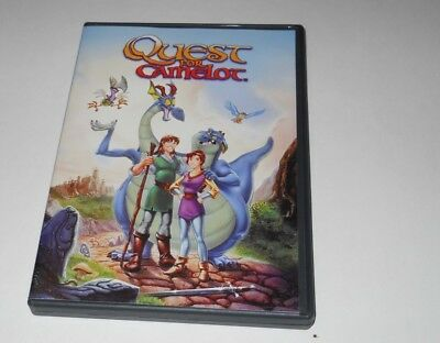 Quest For Camelot (DVD, 2010 Widescreen)