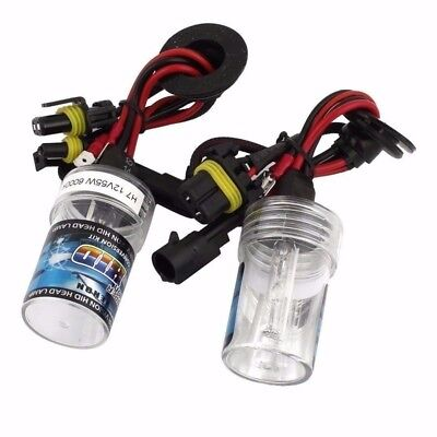 Car light xenon light auto light bulb before refitting bright HID hernia lamp