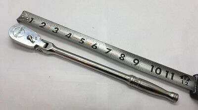 "Snap-on FLF80 3/8"" Drive Flex-Head Ratchet"