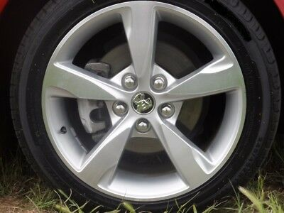 2016 HOLDEN VF SV6 Alloy Wheel 1X USED 18INCH OEM COMMODORE GOOD FULL SIZE SPARE