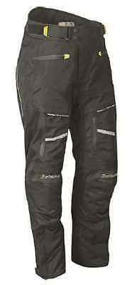 Motorcycle / Motorbike, Pants / Trousers, Octane, Black, Armour, Liner(XL - 6XL)