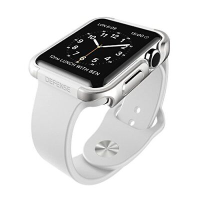 Apple Watch Series 3/2/1 Defense Edge Case Premium Aluminium Durable 42mm Cover