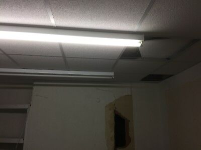 600mm x 600mm suspended ceiling tiles, grid, tile halves etc.. (Read Description